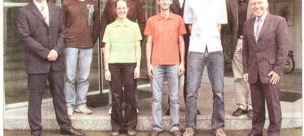 Bild aus der SZ vom 21.09.2007
