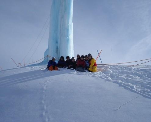 Skifahrt 2010