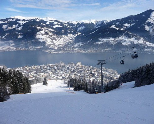 Skifahrt 2013
