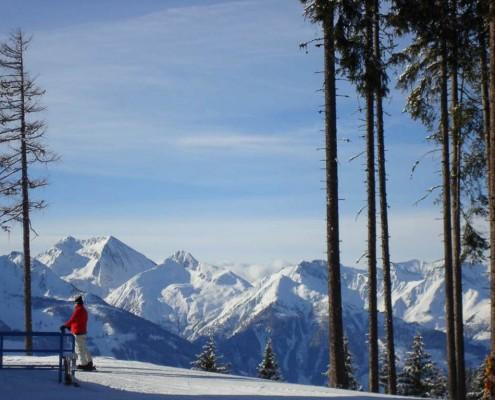 Skifahrt 2008